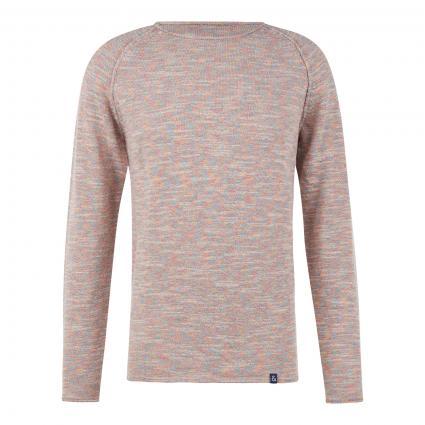 Pullover 'Knit-Luke' weiss (903 COMBO 3) | XL