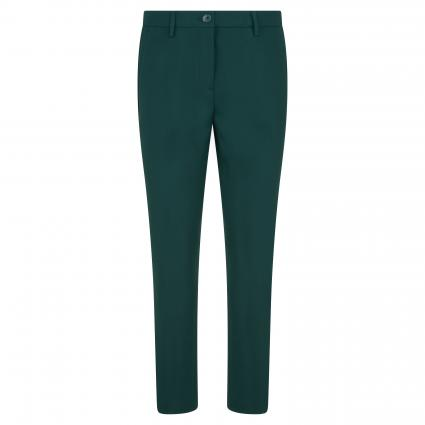 Schmale Hose in 7/8-Länge grün (392 emerald green) | 38