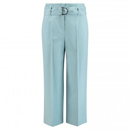 Weite Straight-Leg Hose  blau (229 light smoky blue) | 38