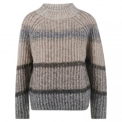 Pullover mit Glitzergarn braun (7910 brown) | 38