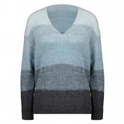 Pullover aus Alpaka/ Woll-Mix divers (2502 blue) | 40