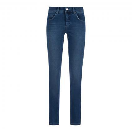 Regular-Fit Jeans 'Cici' blau (3358 mid blue used) | 40 | 32