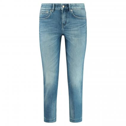 7/8 Slim-Fit Jeans 'Pass'  blau (3400 blau) | 30 | 34