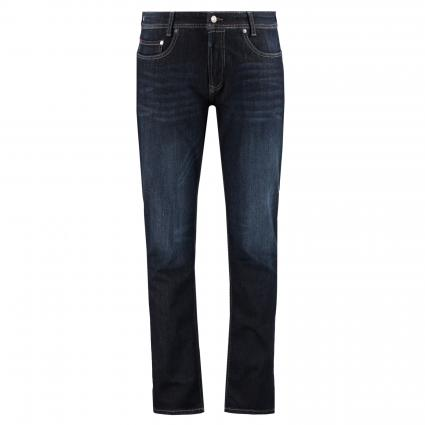Slim-Fit Jeans 'Macflexx' blau (H736 rinsed wash 3D) | 31 | 30