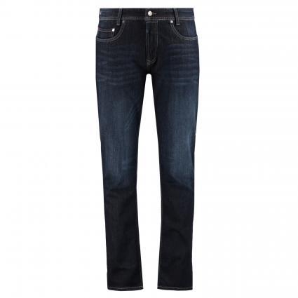 Slim-Fit Jeans 'Macflexx' blau (H736 rinsed wash 3D) | 31 | 30