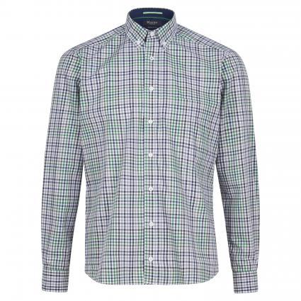Regular-Fit Hemd mit Karomuster grün (268 Dark Moor) | 37/38