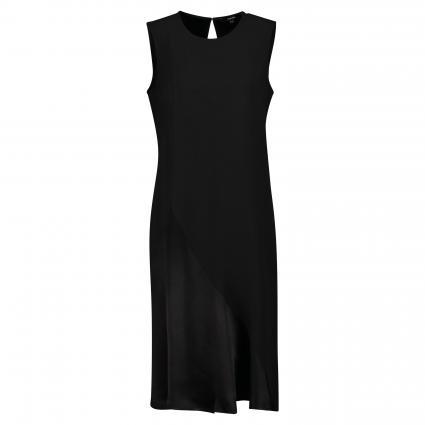 Fließendes Kleid 'Quino' schwarz (900 black) | 36