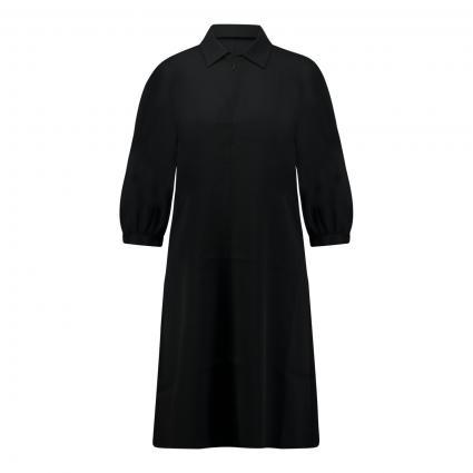 Kleid 'Qedrik'  schwarz (900 black)   34