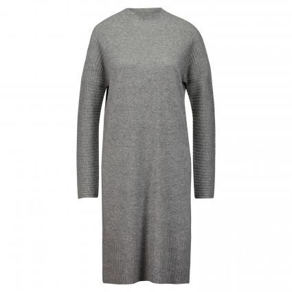 Strickkleid 'Quil' grau (8071 good grey) | 36