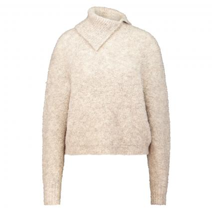 Pullover 'Taoki' beige (2087 mellow mélange) | M