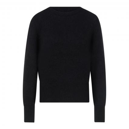 Pullover 'Tumila' aus softer Mohair-Woll-Mischung schwarz (900 black) | 40