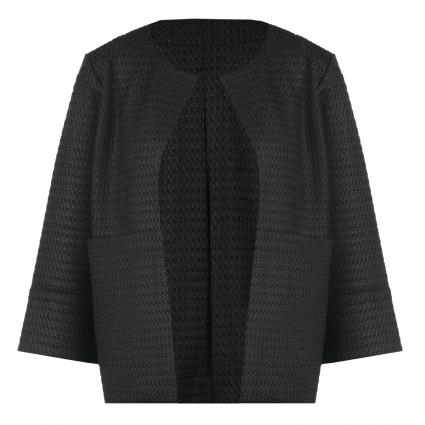 Blazer 'Nuneil SQ'  schwarz (900 black) | 34