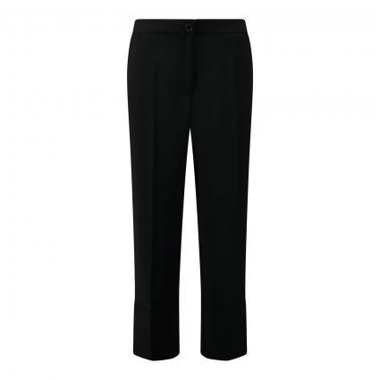 Hose 'Chuli' mit elastischem Bund schwarz (900 black) | 38