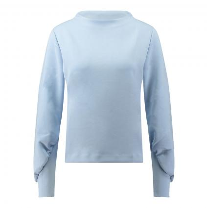 Sweatshirt 'Urmel' blau (6079 quiet blue)   42