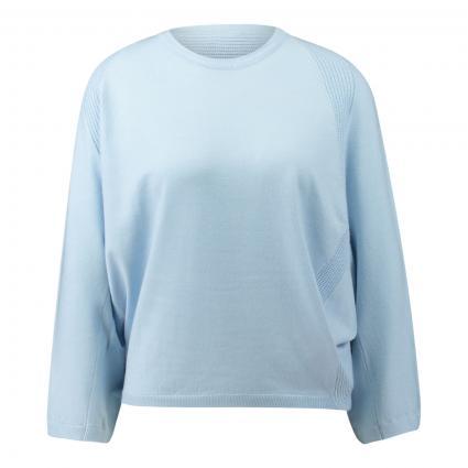 Pullover 'Tivila' blau (6079 quiet blue) | S