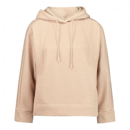Hoodie 'Usiri' beige (2100 cashmere cream) | 36