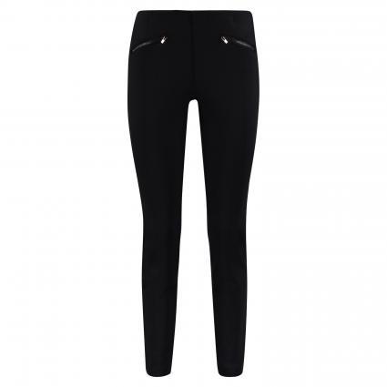 Slim-Fit Hose 'Dream Ankle' schwarz (090 black) | 32 | 29