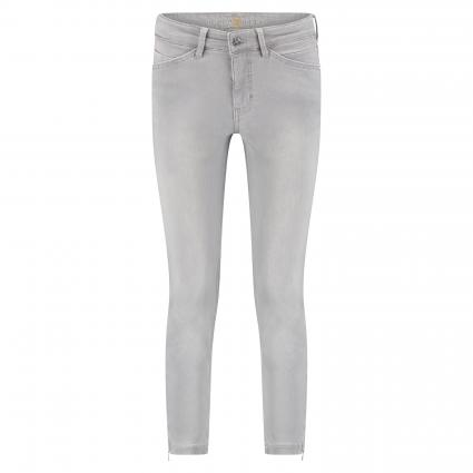 Jeans 'Dream Chic' silber (D310 silver grey use) | 30 | 27