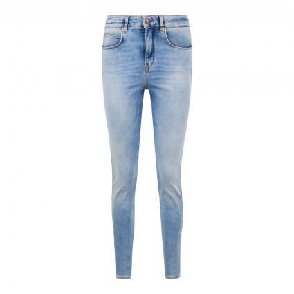 Highwaist Jeans 'Wet' blau (3700 blau)   29   34
