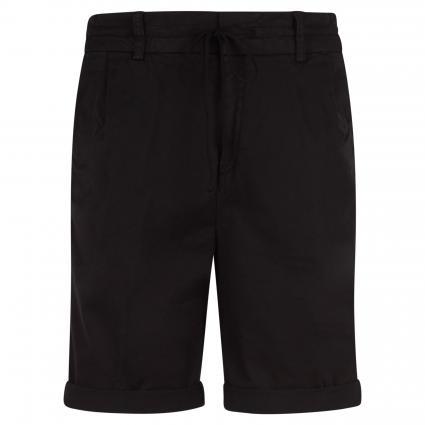 Bermudashorts aus Baumwolle schwarz (1000 schwarz) | 26 | shape