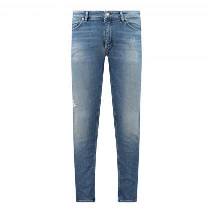 Skinny-Fit Jeans 'Slick' blau (3500 blau) | 36 | 32
