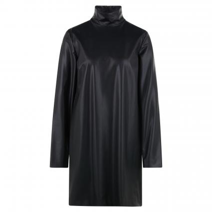 Kleid 'Renay' in Lederoptik schwarz (1000 schwarz) | 38