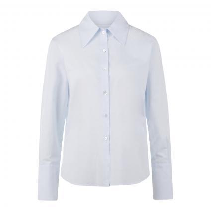 Bluse 'Birsa' aus softer Baumwolle blau (3710 blau) | 38