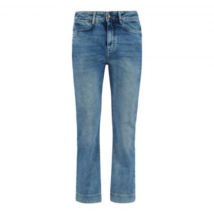 Straight Leg Jeans 'Speak'  blau (3700 blau) | 25 | 32