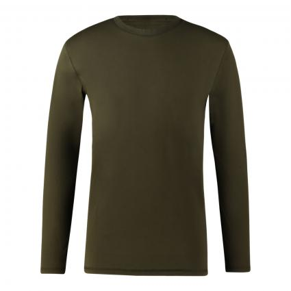 T-Shirt 'Lenny' oliv (2110 grün) | S