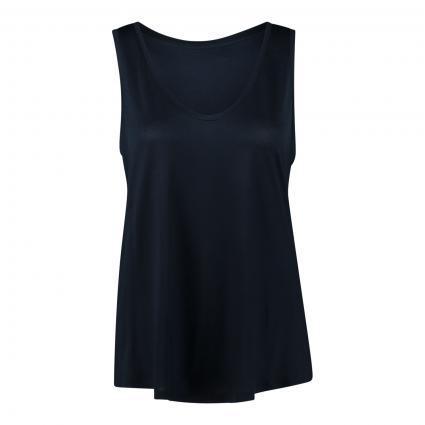 Top 'Saimi' marine (3000 blau) | XL