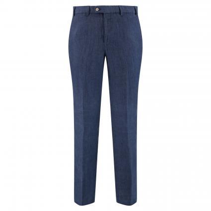 H-Hose Baumwolle lang blau (44 insignia blau) | 98