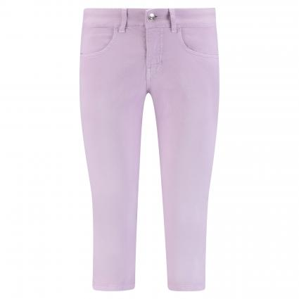 Slim-Fit Caprihose flieder (711W light lilac) | 34 | 19