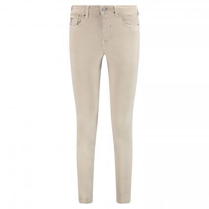 Slim-Fit Hose 'Dream Slim' beige (214W smoothly beige) | 42 | 31