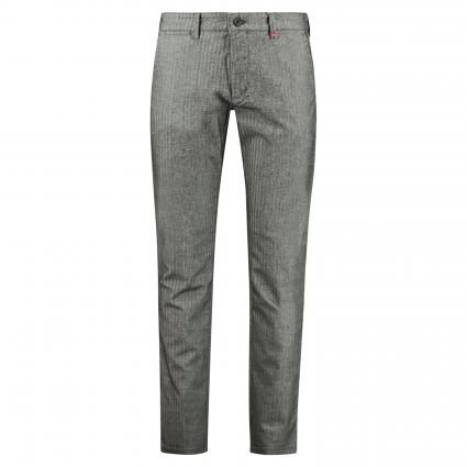 Modern-Fit Hose 'Lennox' grau (077 grey stone) | 32 | 32