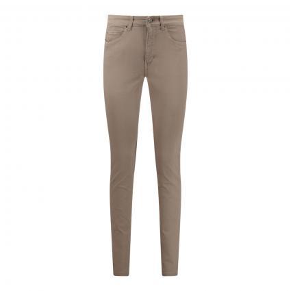 Slim-Fit Jeans 'Dream Skinny' taupe (238R ginger brown PP) | 36 | 32