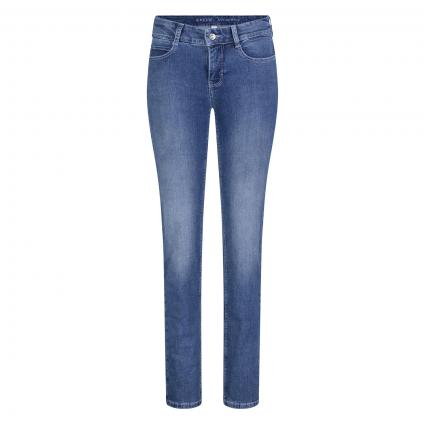 Straight Leg Jeans 'Dream' blau (D432 authentic summe) | 38 | 34