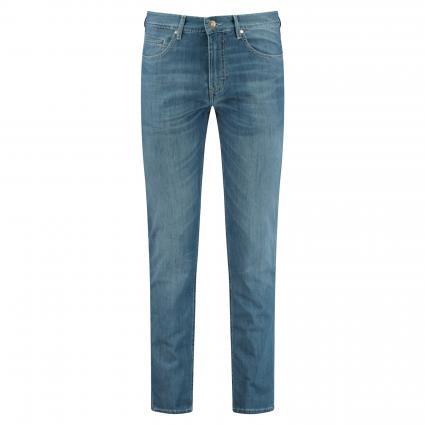 Modern-Fit Jeans 'Arne'  blau (H242 cobalt blue aut) | 35 | 36