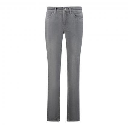 Feminin-Fit Jeans 'Melanie'  grau (D374 light random st)   44   30