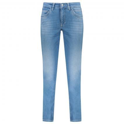 Feminin-Fit Jeans 'Melanie'  blau (D464 light blue auth)   36   28