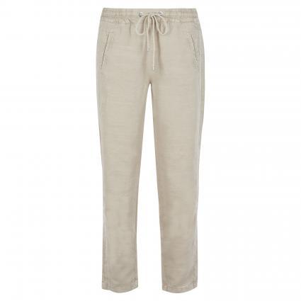Leichte Hose 'Easy' mit Tunnelzug beige (214R smoothly beige) | 34 | shape