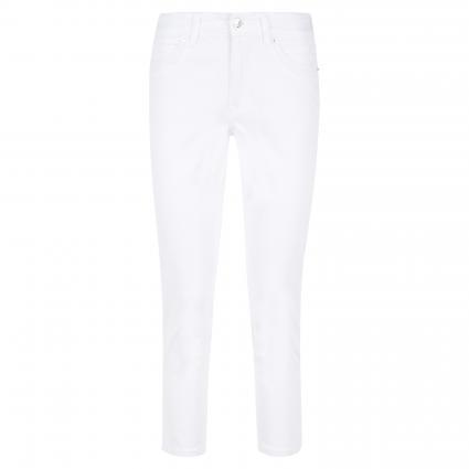 7/8 Jeans 'Melanie' weiss (D010 white denim) | 34 | 26