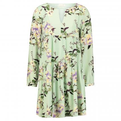 Kleid mit Volantrock grün (732 jade mint)   36