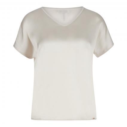 T-Shirt 'Cikara' beige (10) | M