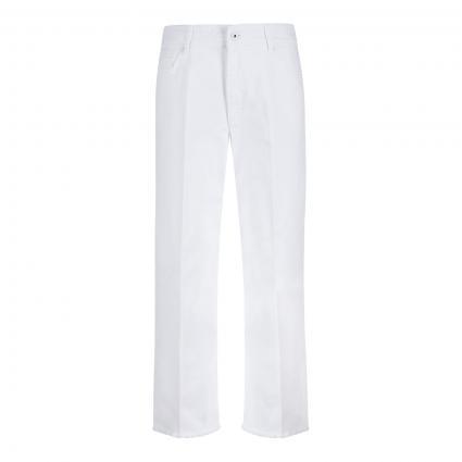 Weite Jeans 'Cisail' weiss (01) | 30