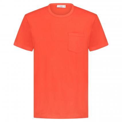 basic t-shirt orange (425 hot orange) | L