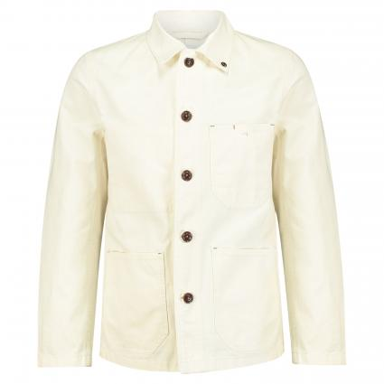 worker jacket ecru (218 ivory) | S