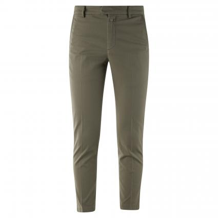 Regular-Fit Chino oliv (638 soft khaki) | 31