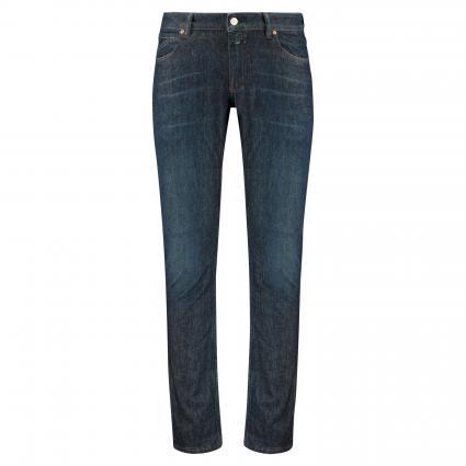 Slim-Fit Jeans 'Unity' blau (DBL dark blue) | 33