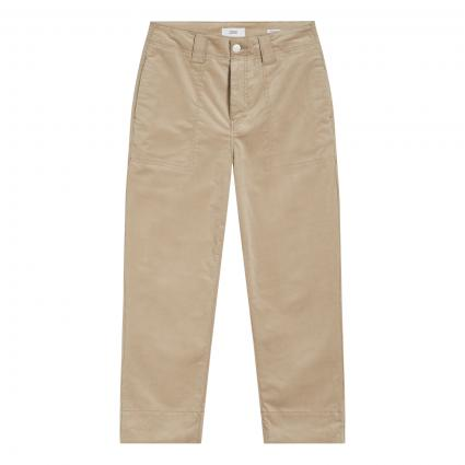 Relaxed-Fit Hose im Workwear Style taupe (945 clay) | 32