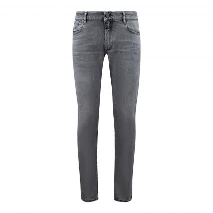 Slim-Fit Jeans 'Unity Slim' grau (MGY mid grey)   31   32